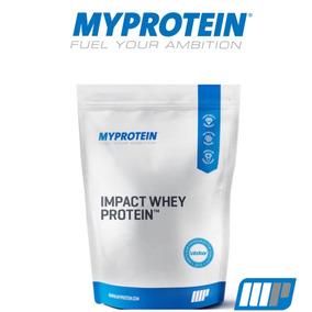 Proteína Myprotein Whey Impact 40 Serv 2.2lbs Varios Sabores