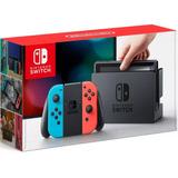 Nintendo Switch 32gb Neon Gris Gratis Estuche 1 Año Garantia