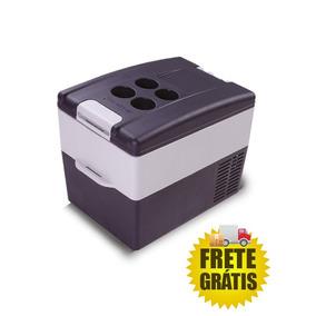 Geladeira Resfriar Portátil 31 L Quadrivolt 12/24/110/220v