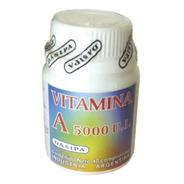 Vitamina A 5000 Ui Pack 3 X 40 Comprimidos Dasipa.