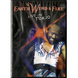Earth Wind And Fire - En Dvd Musicales