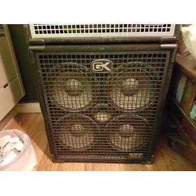 Caja De Bajo Gk 4x10 Rbx