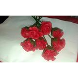 Rosas En Porcelana Fria 15años 50 Años