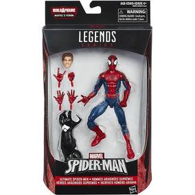 Marvel Legends Spiderman Peter Parker Baf Space Venom 2016