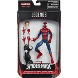 Marvel Legends Spiderman Peter Parker Baf Space Venom 2016