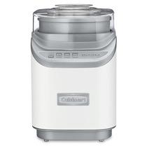 Maquina Cuisinart Ice-60w Helado Nieve Yogurt Sorbete Gelato