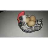 Galinha Porta Ovos Galinha D