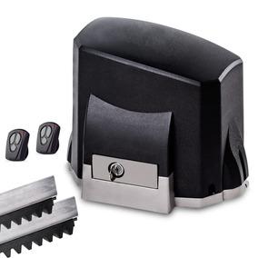 Kit Motor Portão Eletrônico Deslizante Kdz 1/3 Hp 110v Garen
