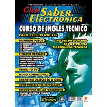 Libro Clubse No 25 Curso De Ingles Tecnico Para Electronicos