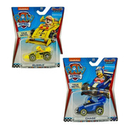 Paw Patrol Ready Race Rescue Paquete 2 Carros Spin Master