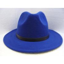 Chapéu Cury Azul Claro
