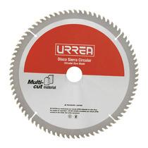 Disco Sierra Circular Aluminio 10 100dientes Dsa10100 Urrea