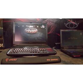 Notebook Gamer Msi Gt80s 6qd Titan Sli, Intel Core I7 Skylak