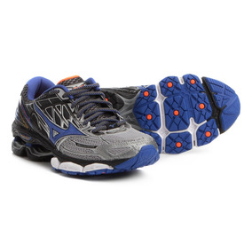 Tenis Mizuno Wave Creation 19 Masculino Original + Nf