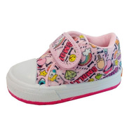 Zapatillas Botitas Nenas  Bebe Amy  Small Original (0126)