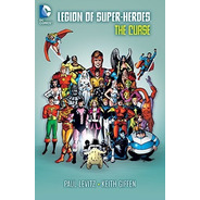 Legion Of Super-heroes The Curse Dc Comics - Robot Negro