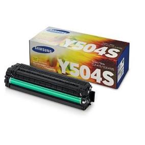 Samsung Toner - Clt-y504s-xaa