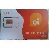 Chip Da Oi Ddd 11 Sao Paulo 2 Cortes,normal,micro )