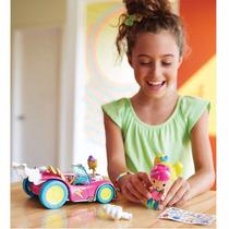 Barbie Mundo Vídeo Game Carro Boneca Mattel (62526)