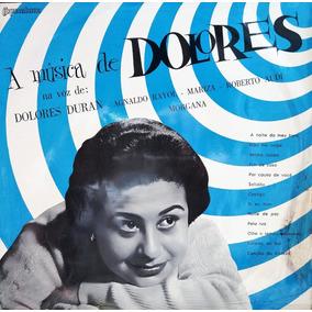 Dolores Duran - A Música De Dolores Importado Disco Mr@