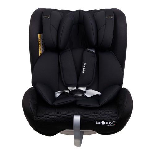 Silla infantil para auto Belluno Baby Murata Negro