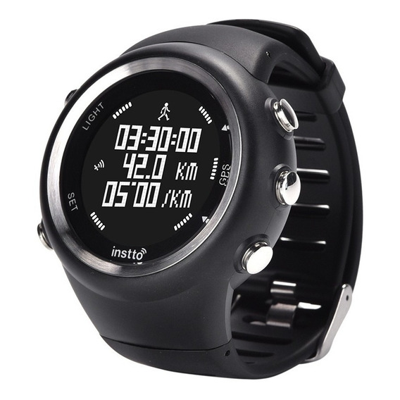 Smartwatch Insport3 Gps Sumergible Deportivo Instto