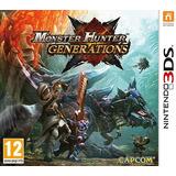 Juego Nintendo 3ds Monster Hunter Generations