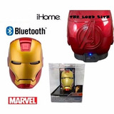 Iron Man Casco Bocina Bluetooth Ihome Escala 1:2 Edicion Lim