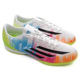 Zapatos Guayo De Fútbol Sala Suela Lisa adidas Messi