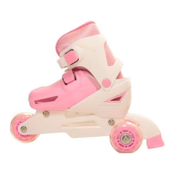 Roller Patín 2 En 1 Extensible Infantil - Planet Toys