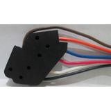 Conector Switch Subir Vidrio Malibu Capricce 2 Pases