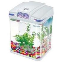 Aquario Ecologico 6 Litros 110v / 220v Volts - Promoção.