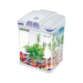 Aquario Ecologico 6 Litros 110v / 220v Volts