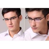 Armação Para Óculos De Grau Titânio Importado - Promoção