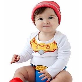 Disfraz Pañalero Botas Toy Story Jessie Bebe Disney Store