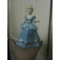 Adorno En Porcela Para Tortas Princesas .cenicienta