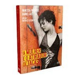 Dvd: A Mulher E O Atirador De Facas - Original Lacrado