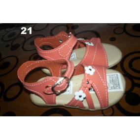 Sandalias Material Colombiano Talla 21 Al 24