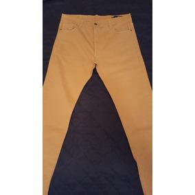 Vendo Jean Zimith Color Mostaza Talle 36