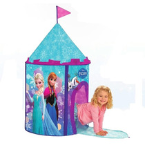 Barraca Princesas Disney Frozen Castelo Infantil Toca Zippy