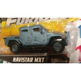 Camion Rápido Y Furioso International Navistar Mtx Lyly Toys