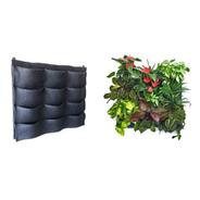 Maceta Vertical Interior/exterior, Hierbas, Verduras, Flores