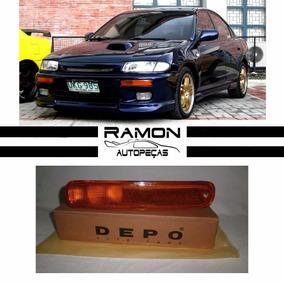 Lanterna Pisca Parachoque Mazda 323 Protegé 1994 A 1996 Par