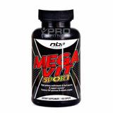Multivitamínico Mega Vit Sport 100 Tabletes - Nbf
