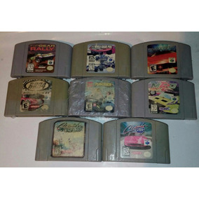 Nintendo 64 Usado Nintendo 64 Juegos Carreras Usado En Mercado Libre