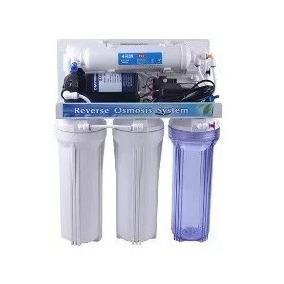 Filtro Purificador Agua Red O Pozo Osmosis Inversa 6 Etapas