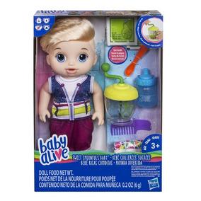 552534286f Bonecas Para Meninas - Bonecas Baby Alive no Mercado Livre Brasil