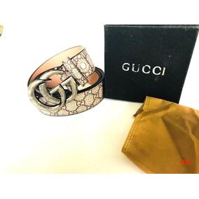 Cinturón Gucci Cinto Fajo Con Envío Gratis