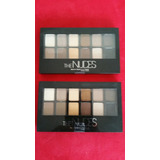 Maybelline The Nudes Sombras Made In Usa