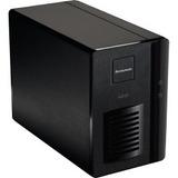 Lenovo Iomega Ix2 Network Storage 2-bay - Sem Discos